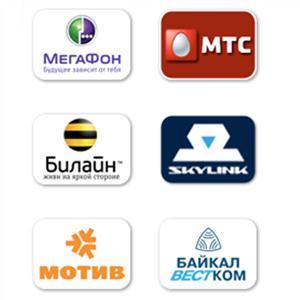 Операторы сотовой связи Каменномостского